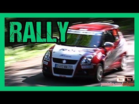 Suzuki Swift Rallye Cup - Jean-Marc MASSE - RALLY - 2007 - Alsace-Vosges + Benjamin MASSE