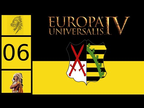 Europa Universalis: Emperor - Very Hard Saxony #6 - Interference |