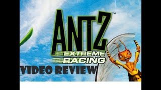 Vintage Game Review: Antz Extreme Racing
