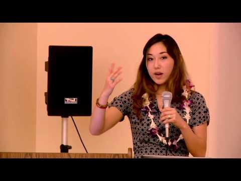 "Leimomi Kanagusuku - ""Acquire a skill and make it deep"""