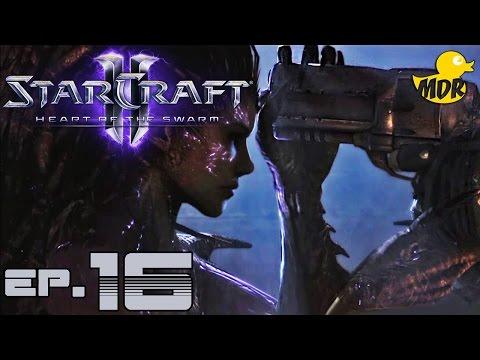StarCraft II : Heart of the Swarm #16 - บทเรียนแห่งความรัก...ราคาช่างแสนแพง!