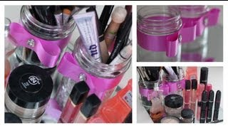 DIY Makeup Display & Organization Thumbnail