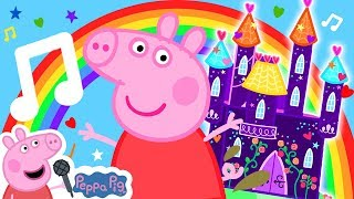 Peppa Pig Official Channel 🌈 Rainbow, Rainbow  🎵 Peppa Pig My First Album 5#