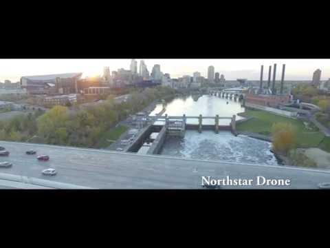 Northstar Drone. Minneapolis Minnesota