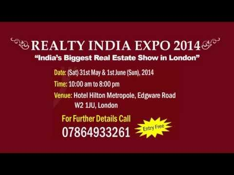 Times Realty India Expo london