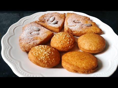 Meethi tikki | Sindhi recipes | thadri recipes 🍪🍪 - YouTube