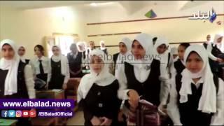 مدير أمن كفر الشيخ يتفقد خدمات تأمين المدارس .. فيديو وصور