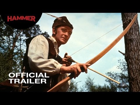 Random Movie Pick - A Challenge For Robin Hood / Original Theatrical Trailer (1967) YouTube Trailer
