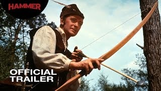 A Challenge For Robin Hood / Original Theatrical Trailer (1967)