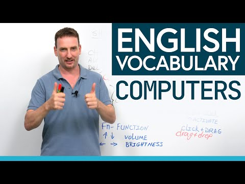 Learn English Vocabulary: Computer Hardware