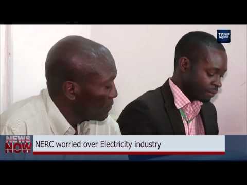 NERC worried over Electricity industry