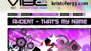 Akcent - That