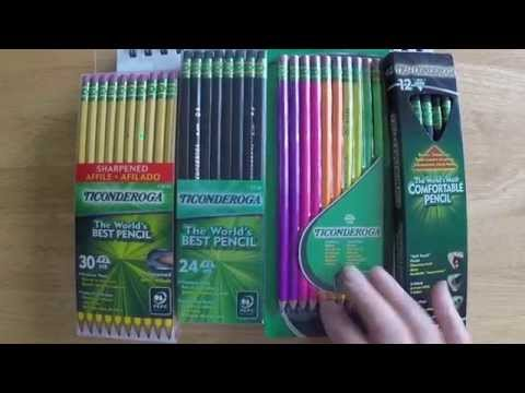Ticonderoga Pencils