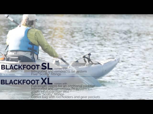 Blackfoot HB Angler Kayak | Aquaglide