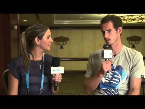Entrevista con Andy Murray