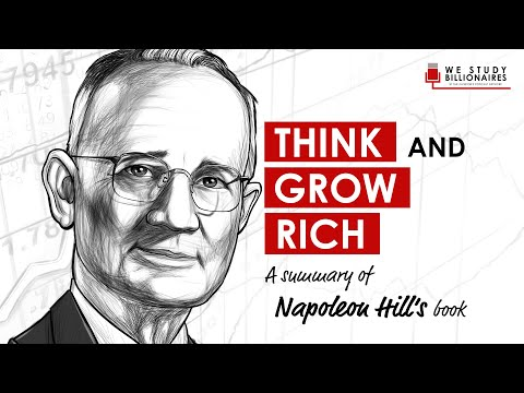 28 TIP: Think and Grow Rich  - Napoleon Hill & Andrew Carnegie
