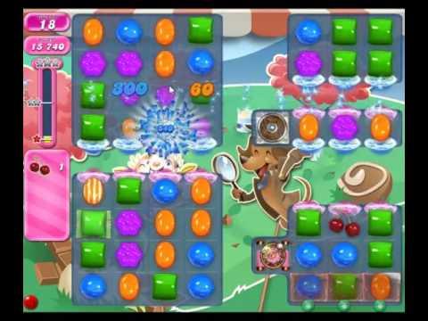Candy Crush Saga Level 2068 - NO BOOSTERS