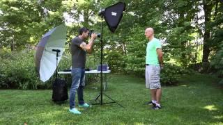 Create a Photo Studio ANYWHERE!