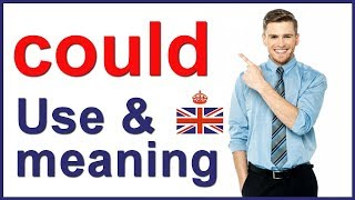 Modal verb COULD - form, use and meaning in English thumbnail