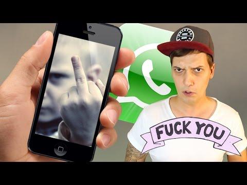 Whatsapp - WILLST DU MICH VERARSCHEN?