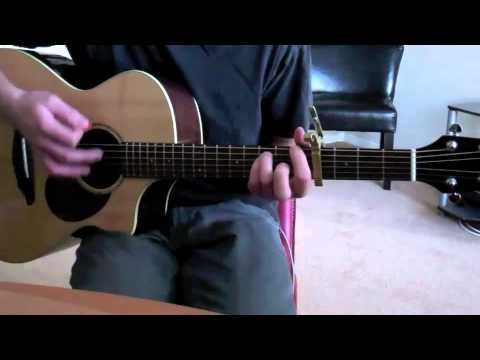 Circa Survive - Dyed in the Wool (Safe Camp Sessions) (guitar cover)