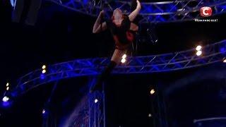 Мария Шевченко-  воздушная гимнастика