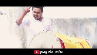 Alan Walker - Darkside (ft. Au/Ra & Tomine Harket) Cover By Indian Dhol-Tasha || Play The Pulse ||