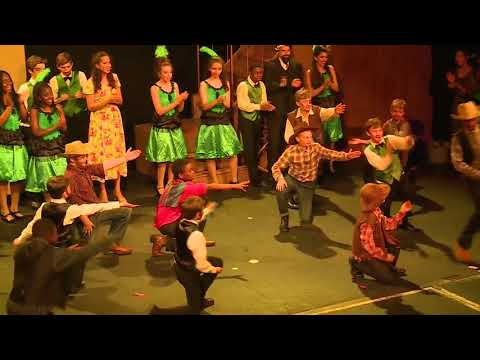 Thames Christian School   Crazy For You 2015 Highlights