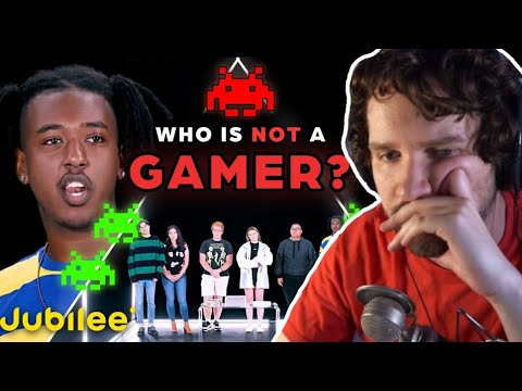 """Destiny reacts to """"5 Gamers vs 1 Fake gamer"""""""