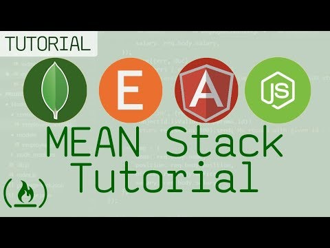 MEAN Stack CRUD Operations Tutorial for Beginners