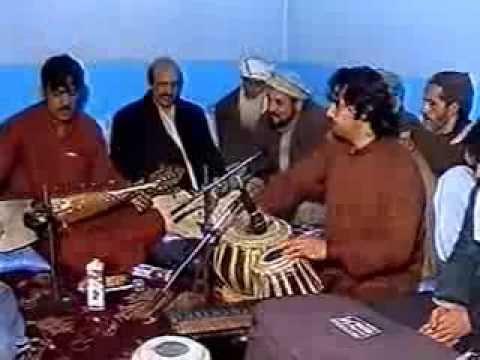 Ramin Saqizada & Tabla Ustad Khalid Hmahang