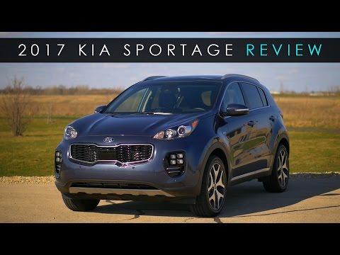 Review | 2017 Kia Sportage | Attention Seeking