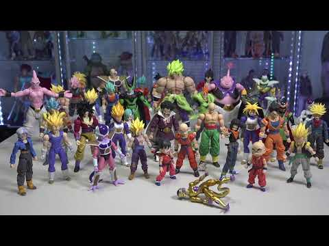 Ultimate SH Figuarts Dragon Ball Z Unboxing