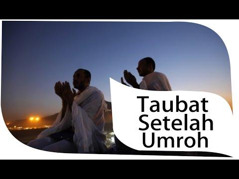 Meminta doa kepada yang baru pulang Haji.