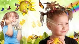 Хвостики как бабочки  Н Май, перевод Л Кириллова, вокал Ю Селиверстова