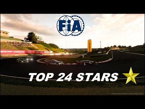 GT Sport Top 24 Stars Do Battle At Suzuka