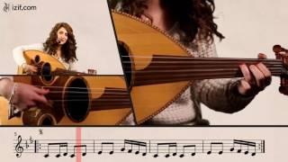 تعلم أغنية بين الدوالي | izif.com