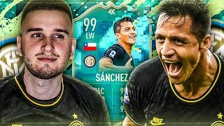 FIFA 20: PLAYER OF THE WORLD ALEXIS SÁNCHEZ SQUAD BUILDER BATTLE🔥🔥