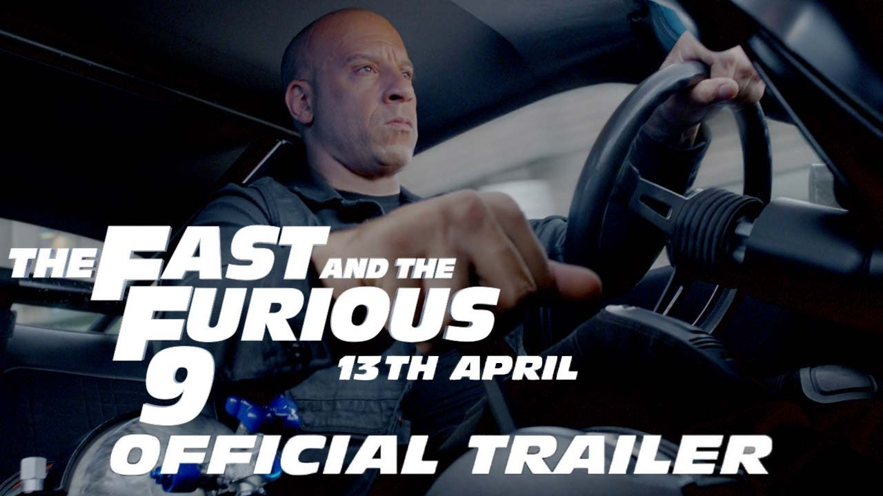 Fast And Furious 9 Trailer