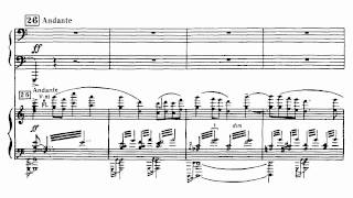 Prokofiev Piano Concerto No.3 Op.26 Movement 1 (Argerich)