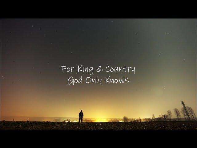 God Only Knows Mp3 Download 320kbps