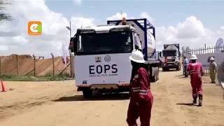 Kenya makes history as an oil producer