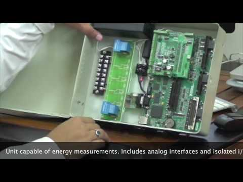 NI Single-Board RIO Power Monitoring and Control Solution from Saara Systems