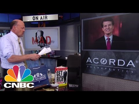 Acorda Therapeutics CEO: High-Powered Biotech | Mad Money | CNBC