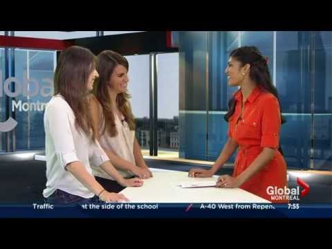 Global Montreal's Foodie Friday with Camille Ross: Terraces