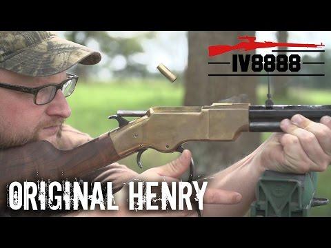 Original Henry .44-40 WCF