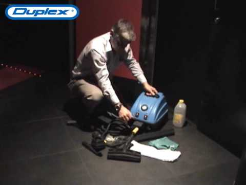 Cinema Steam Cleaning - How To Use Jetsteam Steam Cleaner