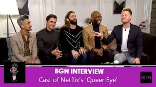 Queer Eye: Interview with the new Fab Five