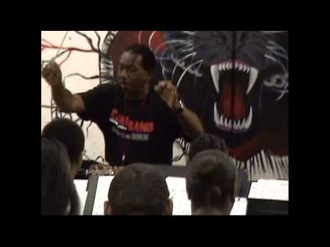 Clark Atlanta University Band Room Footage 2003