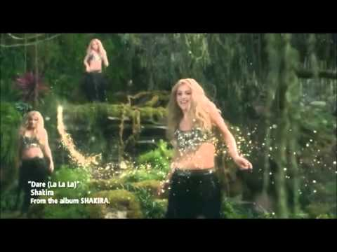 Shakira - NEW World Cup Song FIFA BRASIL 2014 (Preview)